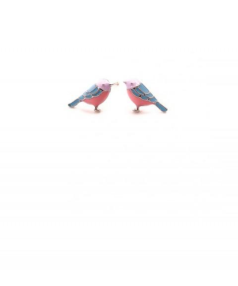 Παιδικά σκουλαρίκια πουλάκια