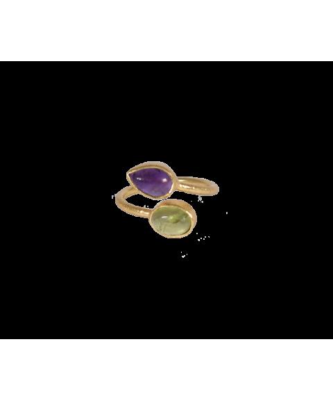 Ανοιγόμενο δαχτυλίδι με...